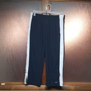 Nike plus size track lounge work out pants